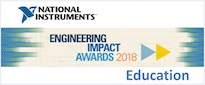 NI Engineering Impact Award 2018: Education